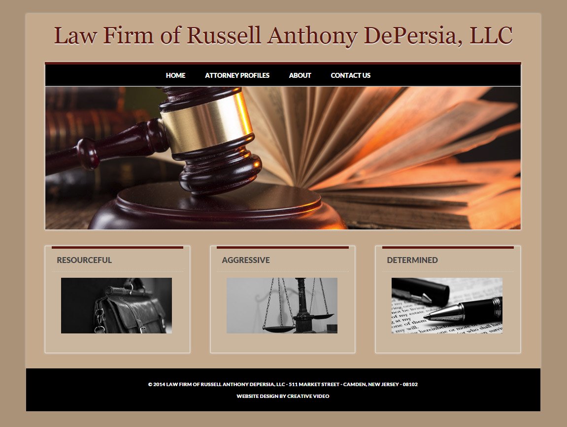 Legal Website Design for Lawyers