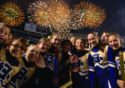 creative visual productions photography cheerleaders