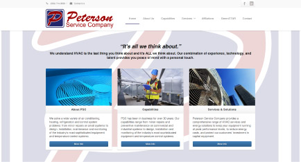website design and development for your service