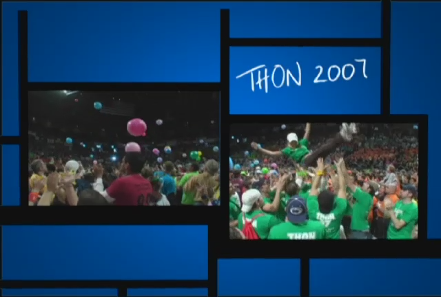 Motion Graphics for Thon
