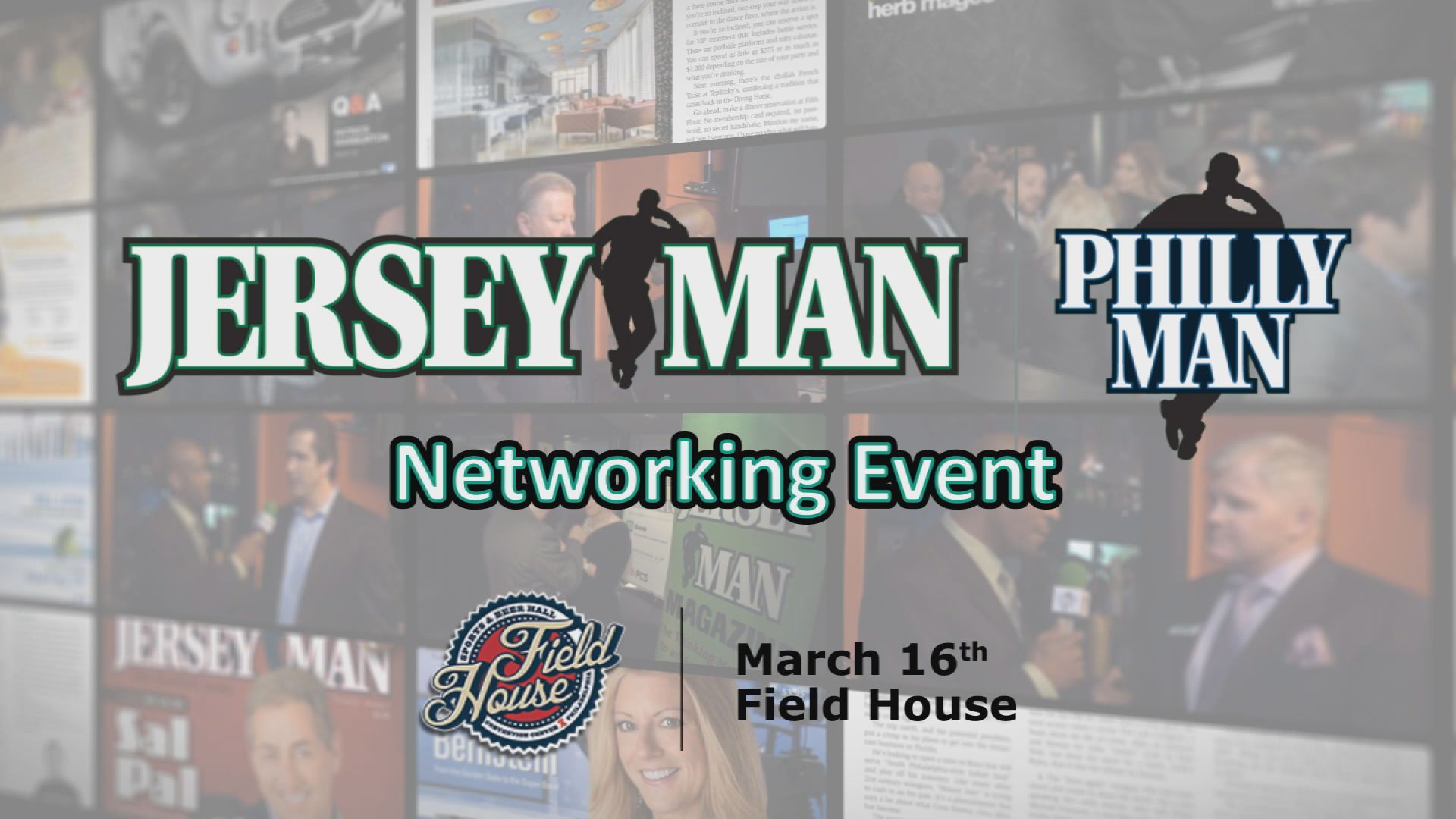 JerseyMan PhillyMan Magazine Video Production
