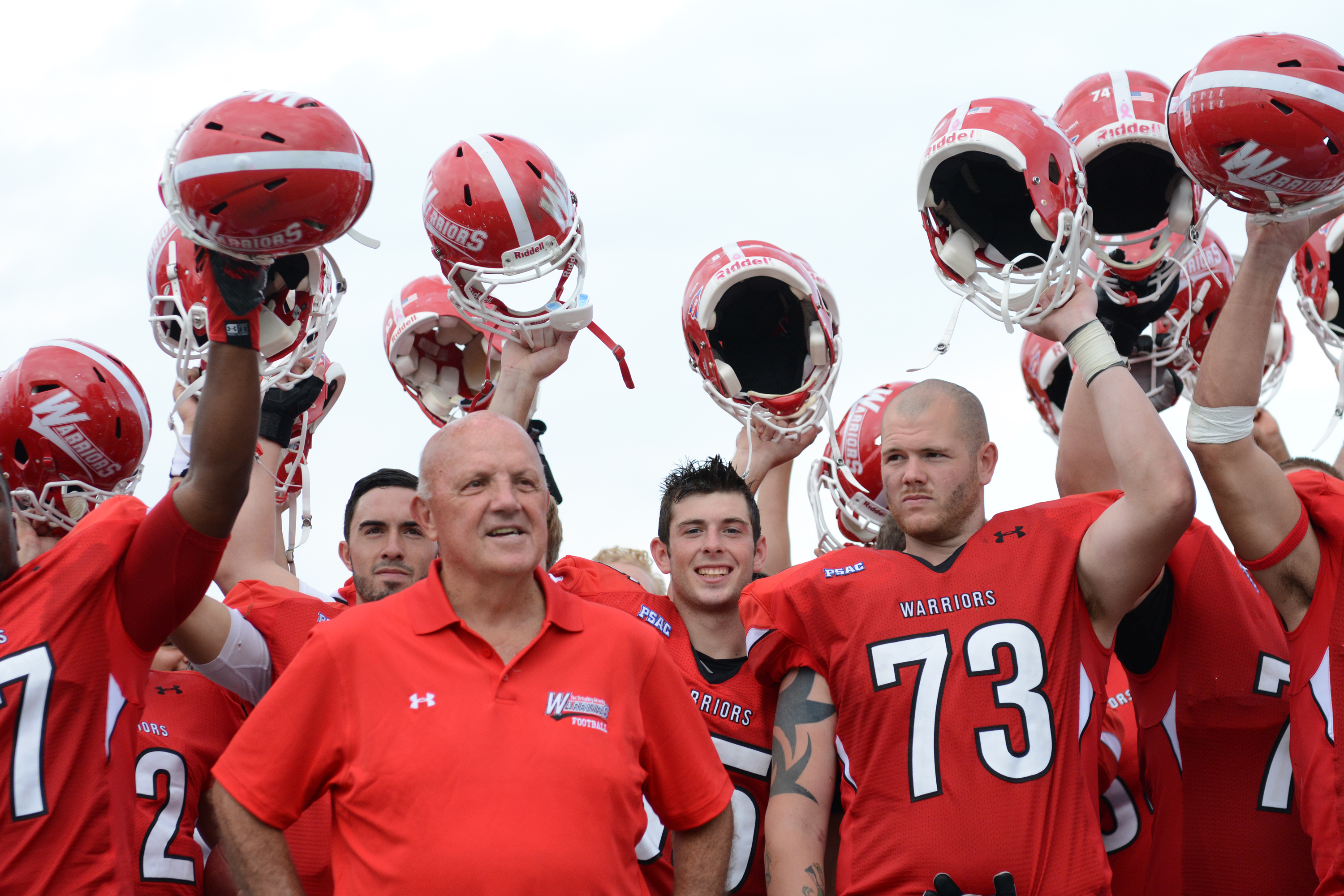 Documentary Video for East Stroudsburg University warriors