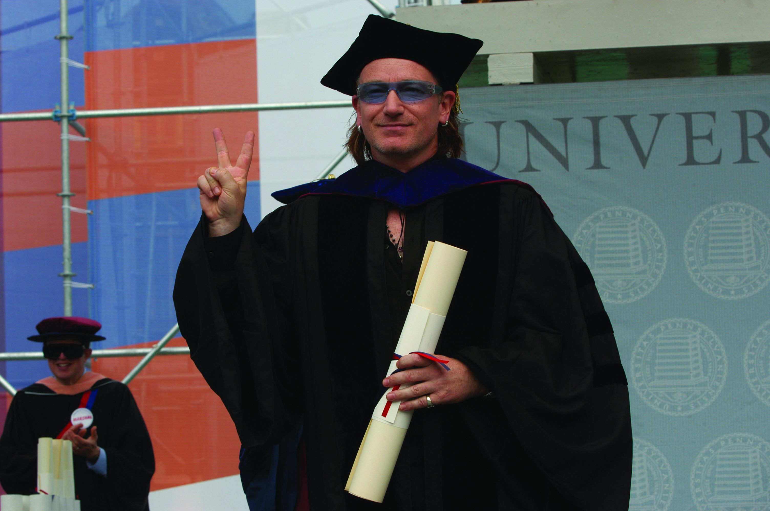 Documentary Video for Bono commencement speech