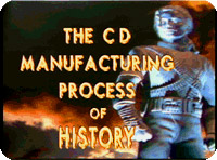 cd manufacturing process of michael jacksons history