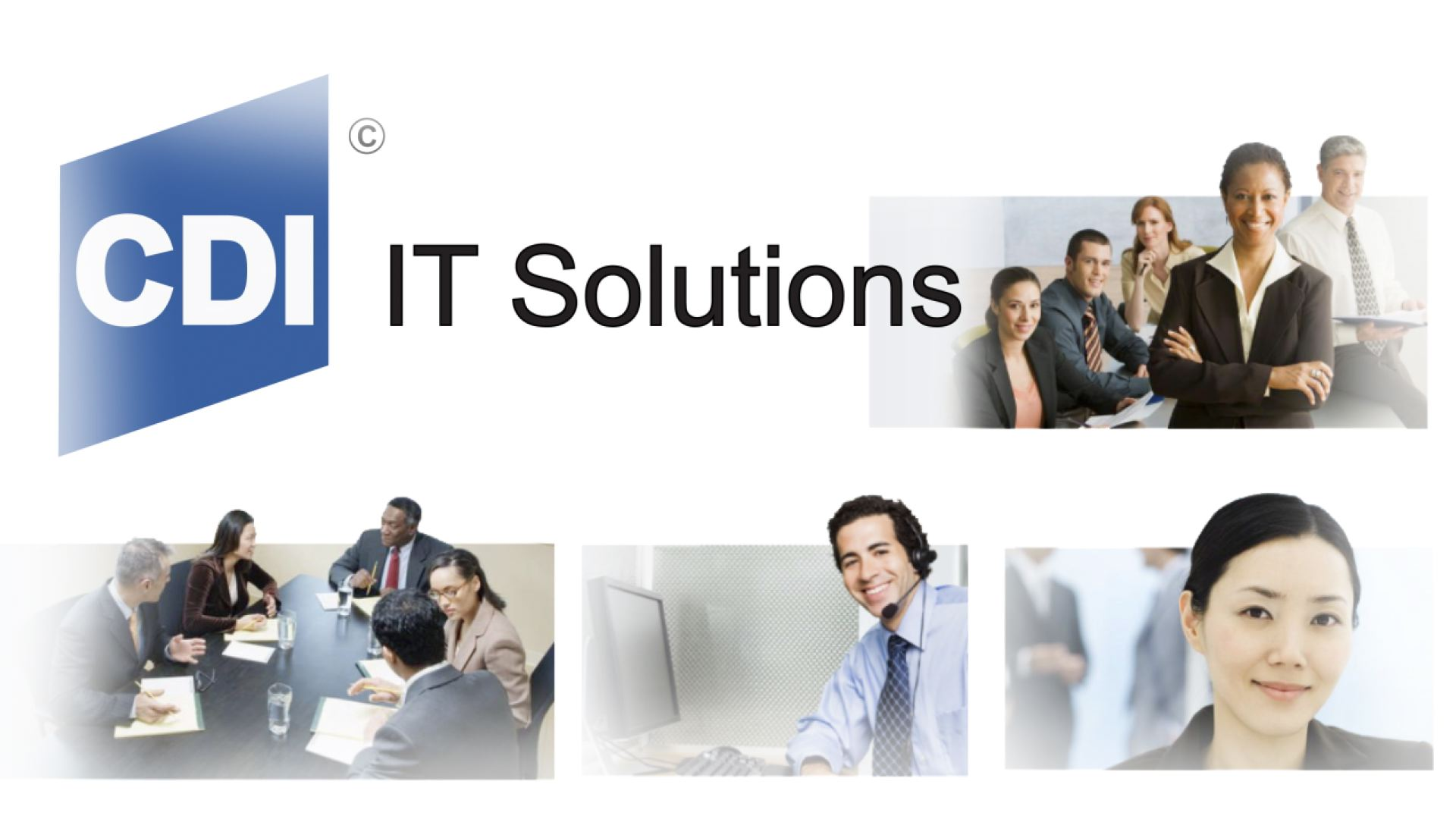 CDI IT Solutions Video Production