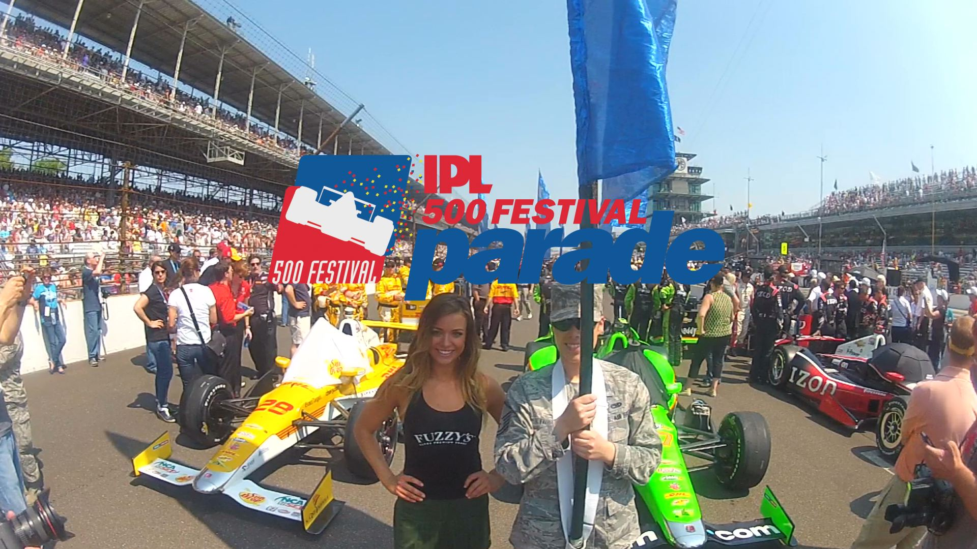 Indianapolis 500 Festival Parade Video Production