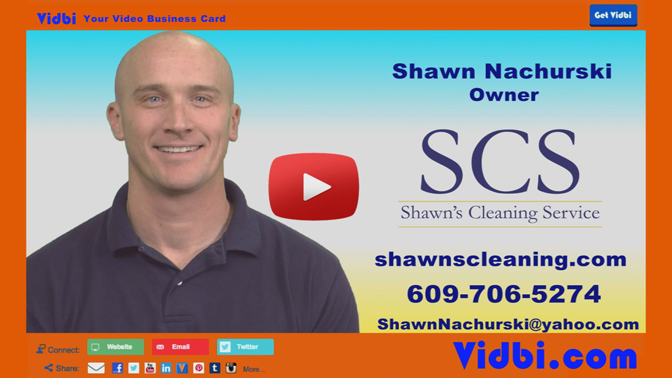 Shawn Nachurski - Shawn's Cleaning Service Vidbi