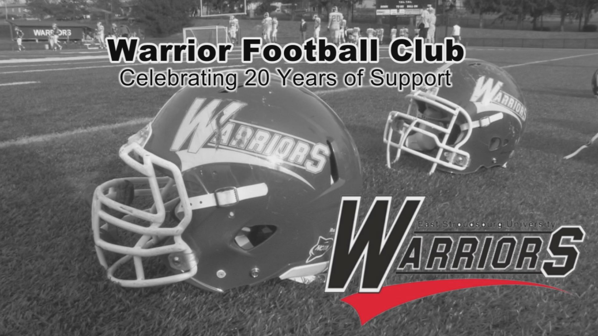 ESU Warriors Football Club Video Production