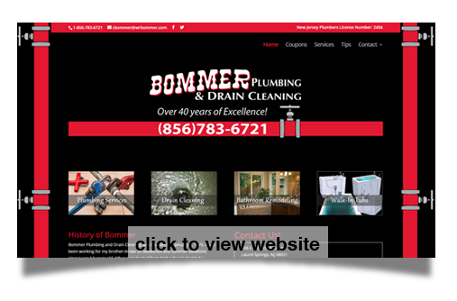 bommer-plumbing-and-drain-cleaning-website
