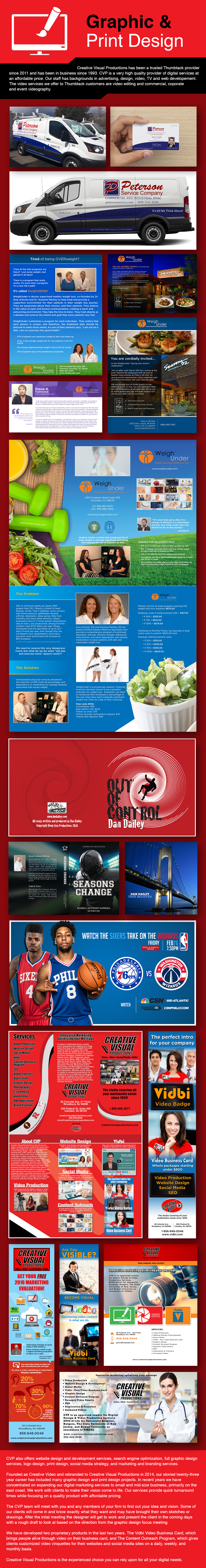graphic design services in south jersey
