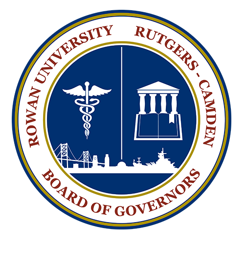 Logo Design Services for Rowan University Rutgers Camden Board of Governors