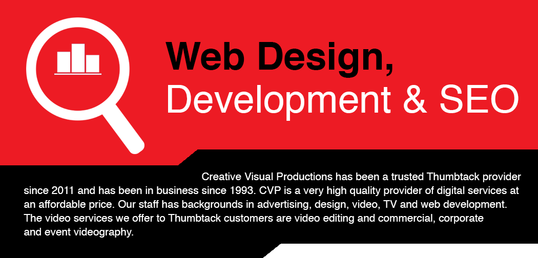 Web Design, Development, and SEO services in South Jersey