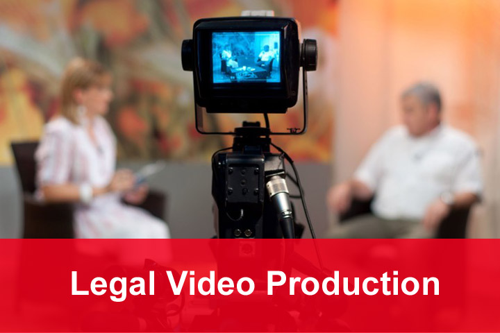 lawyer and legal video production