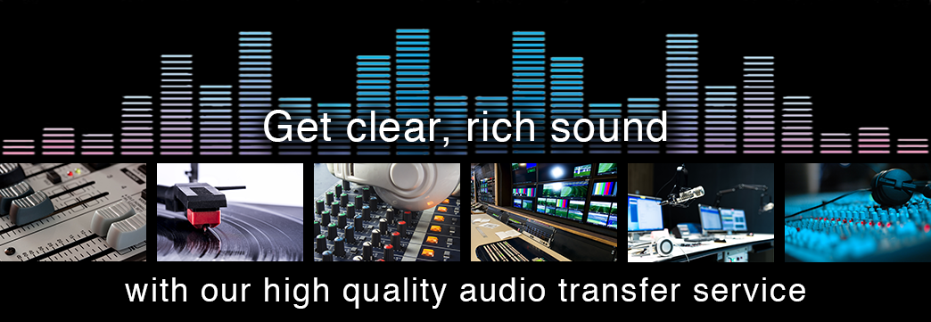 audio transfer services in woodbury nj