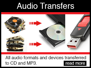 audio format transfers