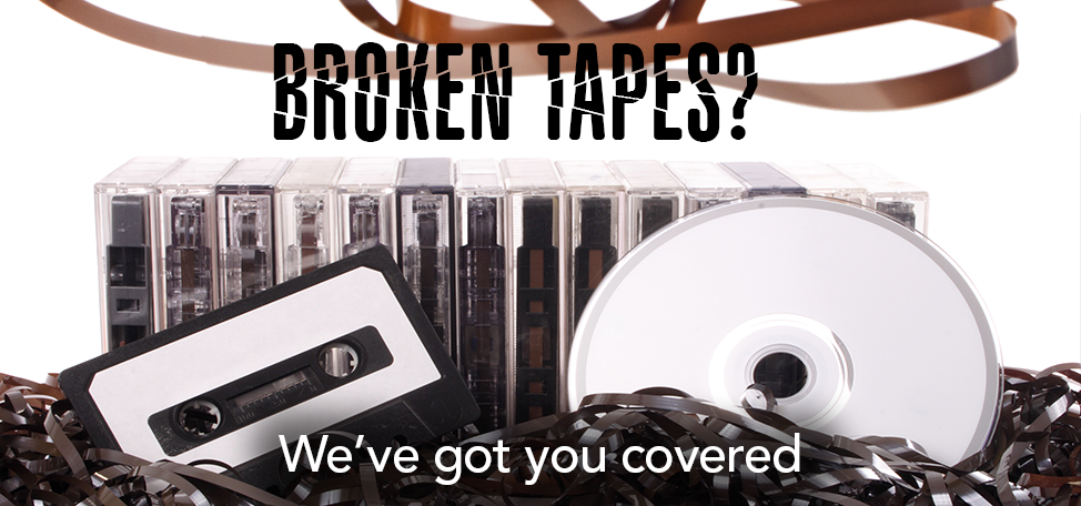 tape repair services in south jersey and philly