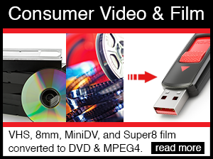 video and film transfers