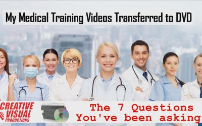 Medical Videos Converted To Digital: Transfer Your Medical Videos to DVD Gloucester County, NJ