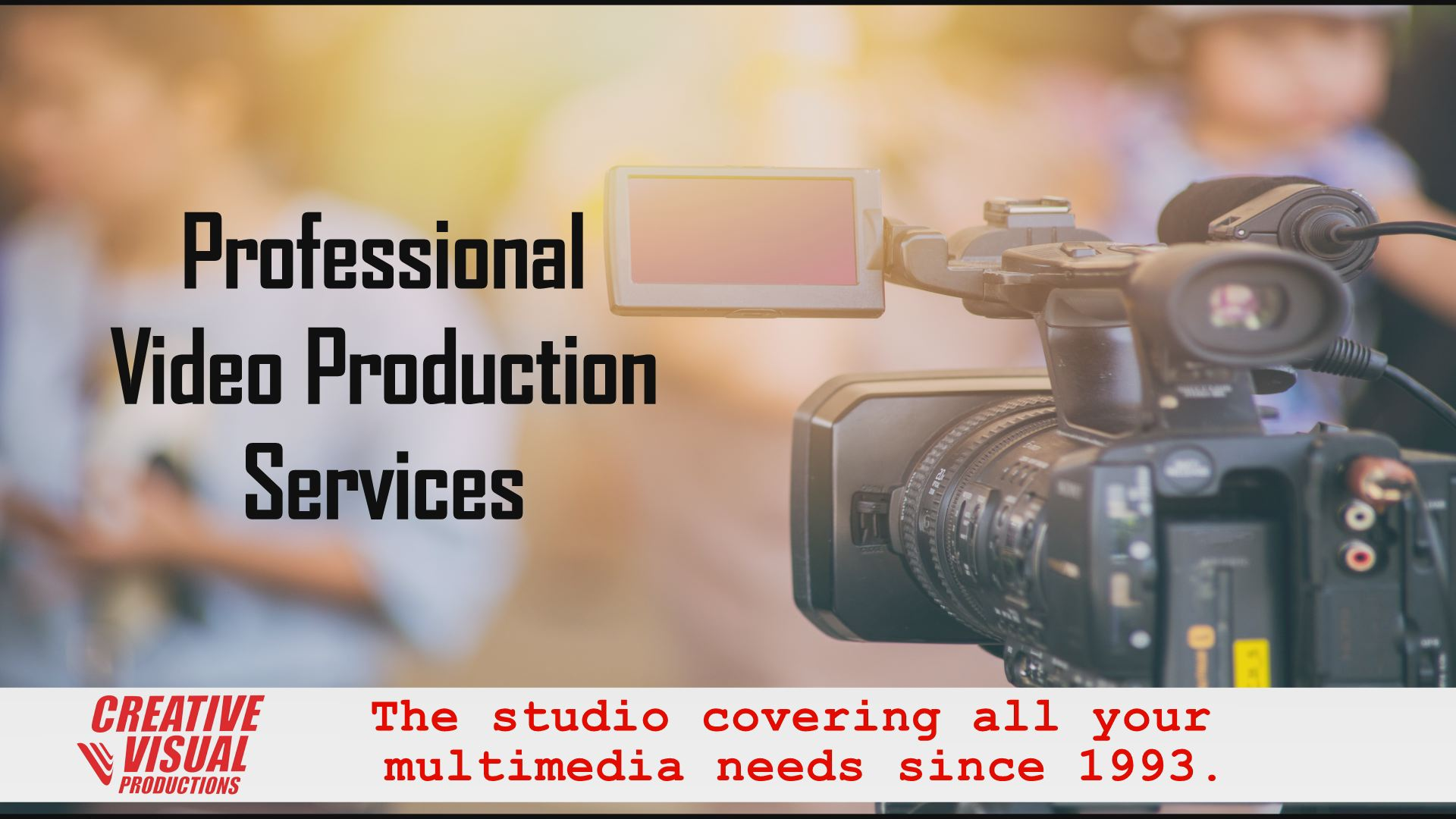 video production services near me