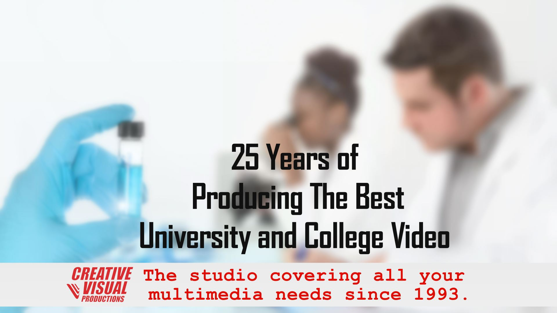 Best University and College Video