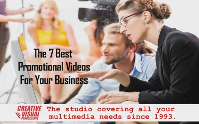 The 7 Best Kinds of Promotional Videos for your Business