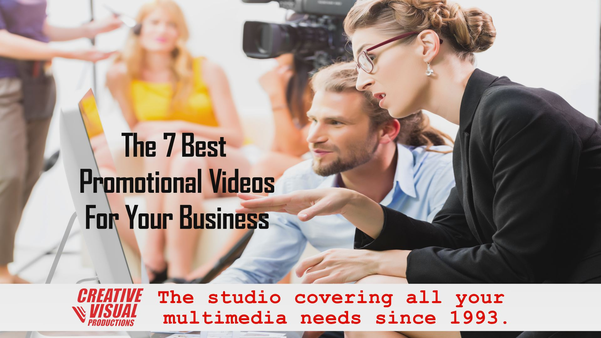 Promotional Videos for your Business
